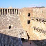 Древний город Аспендос находится недалеко от Белека