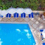 Бассейн отеля Villa Adora Beach в Сиде