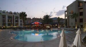 Club Anastasia, расположенный в Мармарисе