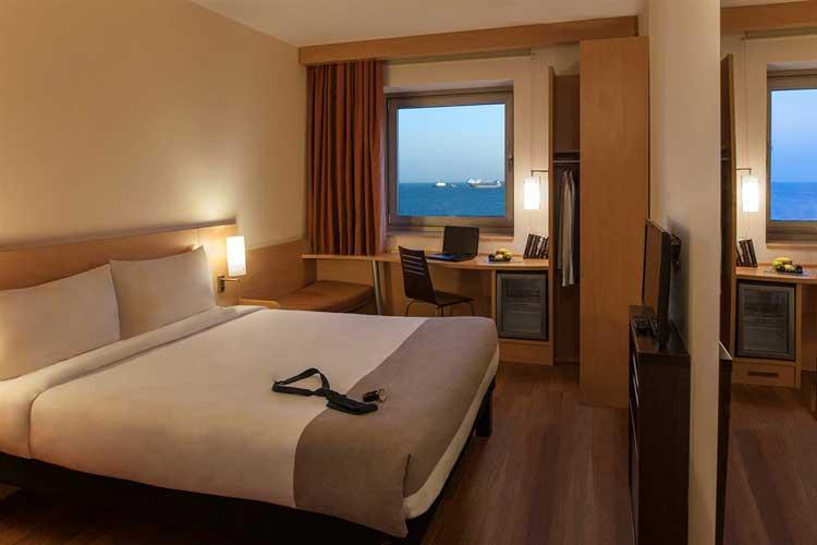 Номер с видом на море Отель Ибис - Стамбул