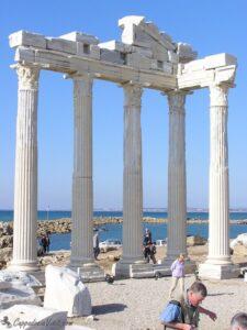 Сиде - храм Аполлона