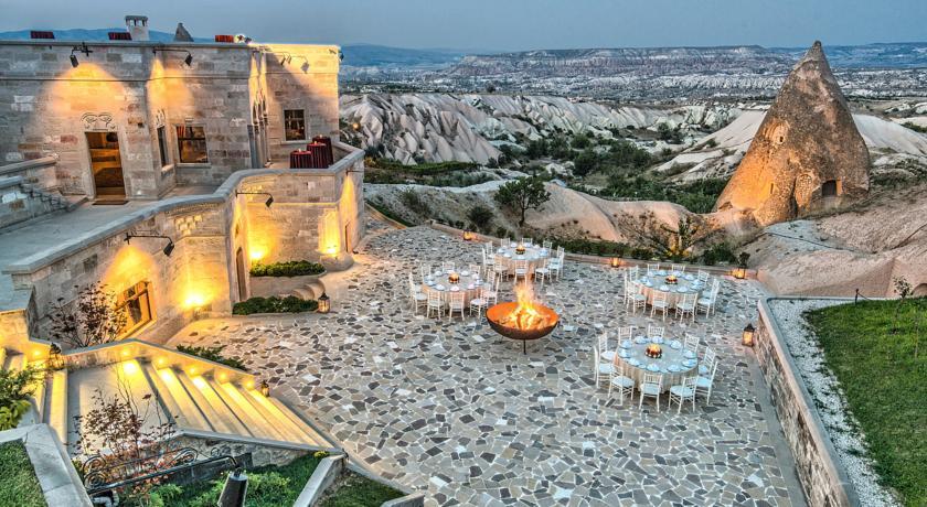 Museum Hotel – один из самых необычных бутик-отелей Каппадокии