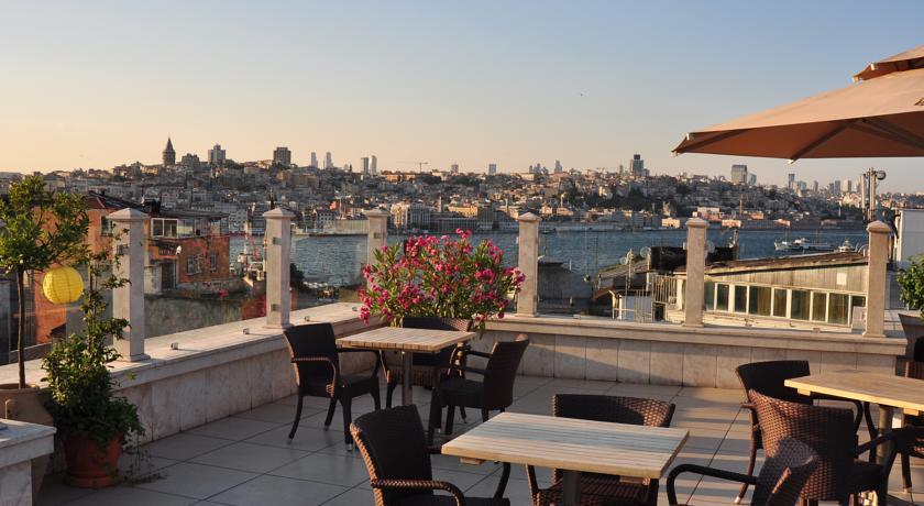 Отель Neorion, в самом центре Стамбула