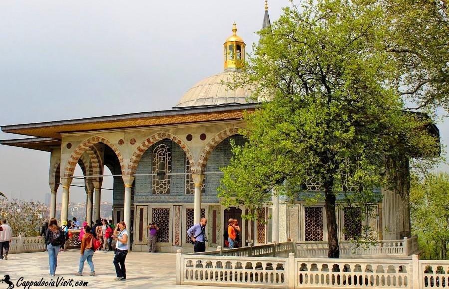 Багдадский павильон в дворце Топкапы