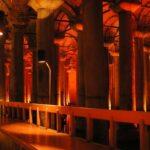 Колонны Цистерны Базилика