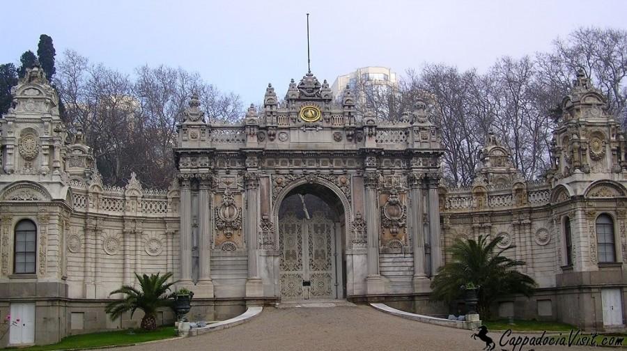 Султанские ворота (Салтанат Капысы)