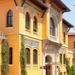 Пятизвездочный отель - тюрьма Four Seasons Hotel Istanbul at Sultanahmet