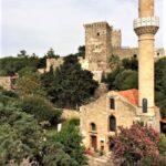 Внутренняя часть крепости Бодрума