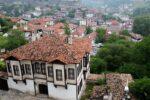 Вид на город Сафранболу