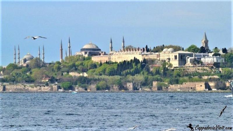 Стамбул фото исторической части