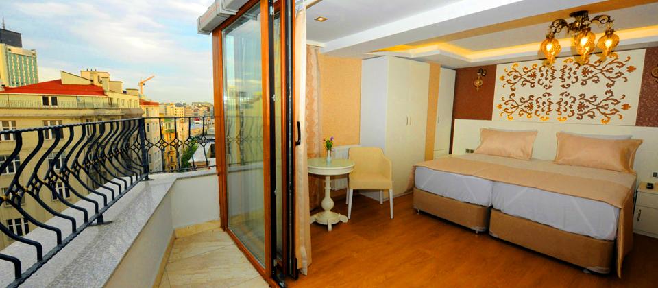 Отель Taxim Art Rooms