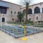 Внутренний двор дворца Ибрагима паши