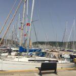 Яхты в марине Бодрума