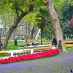 Парк Гюльхане в конце Апреля. Весной обязательно надо заглянут