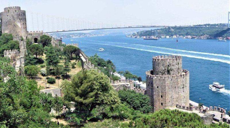 Крепости Стамбула — Стражи Босфора