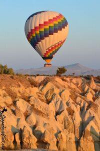 Полет на воздушном шаре - Нельзя побывать в Каппадокии и не полетать
