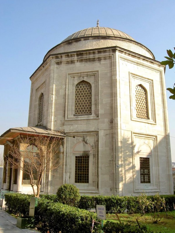 Мавзолей Роксоланы (Хюррем Султан)