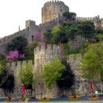 Крепости Стамбула