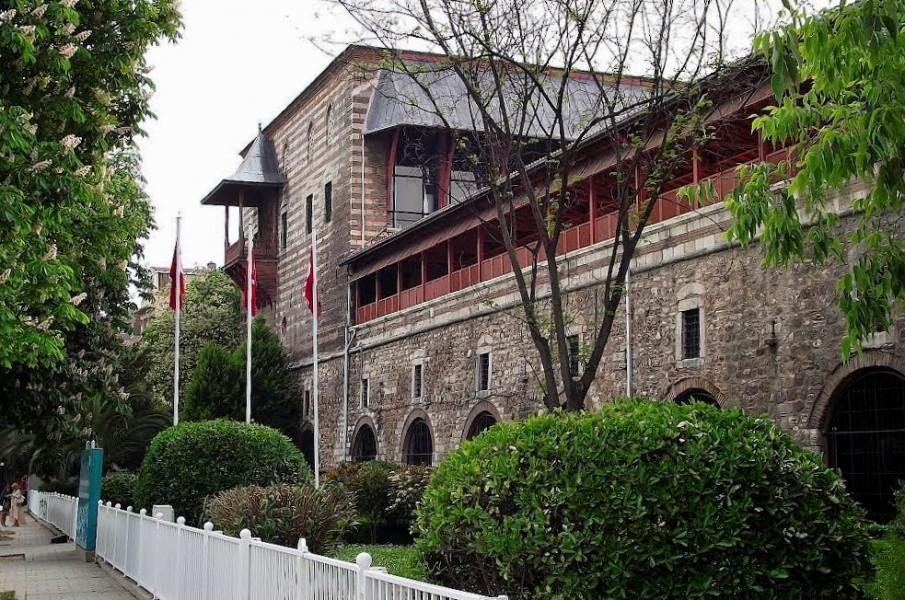 Музей Турецкого и Исламского Искусства (Дворец Ибрагим-паши)