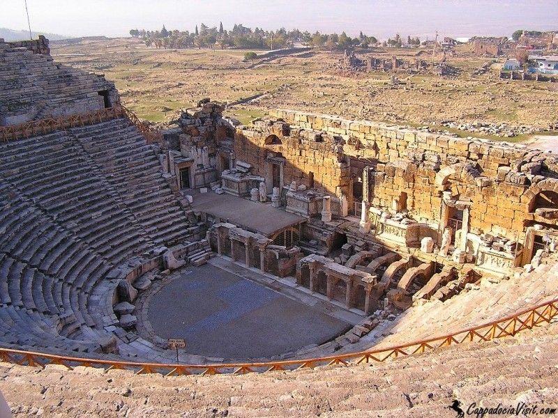 Античный театр в Иераполисе