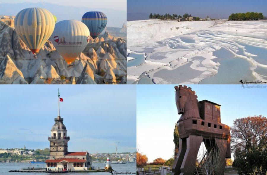 Турция — отдых и путешествия