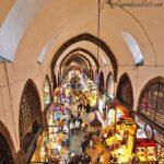 Египетский базар - на территории рынка располагается множество лавочек