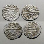 Серебряный акче - период правления султана Сулеймана I