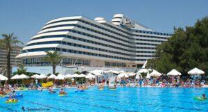 Отель Тitanic Beach Lara