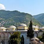 Город Бурса - Мечеть Улу
