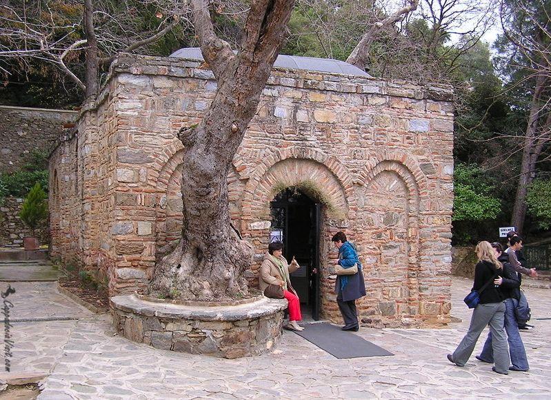 Дом Святой Девы Марии - Недалеко от Эфеса