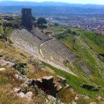Театр древнего Пергама - Достопримечательности Турции