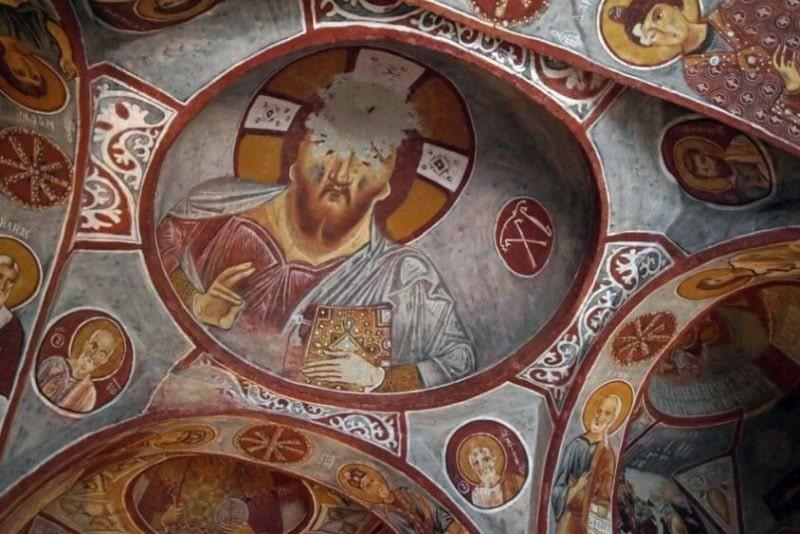 Церковь с яблоком или Яблочная Церковь