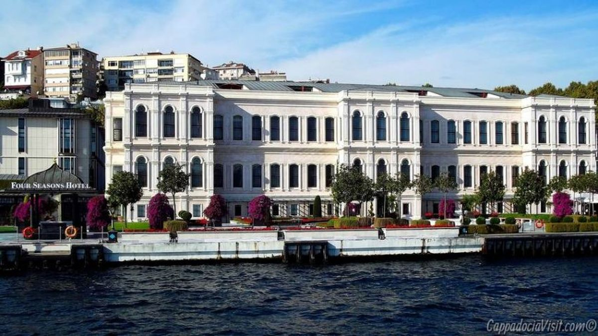 Отель Four Seasons at the Bosphorus