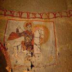 Святой Георгий - Церковь Святого Василия, Каппадокия