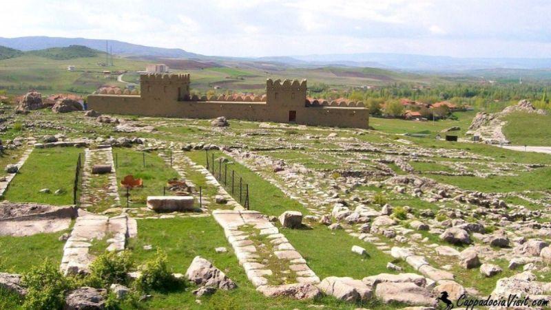Хаттуса — столица Хеттской империи