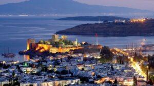 Крепость Бодрума — Замок Святого Петра