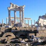 Античный город Пергам в Турции