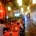 Ресторанчик в районе Султанахмет в Стамбуле