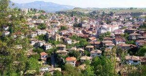 Город - музей Сафранболу в Турции