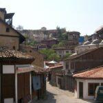 Ремесленный квартал Сафранболу со многими мастерсками