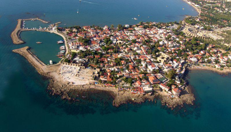 Турецкий Курорт Сиде