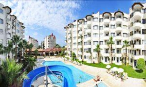 Отели Турции 3 звезды — Club Sun Heaven в Алании