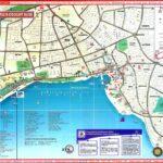 Туристическая карта Анталии