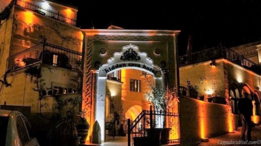Пещерные отели Каппадокии -Отель Hidden Cave Hotel в Гереме