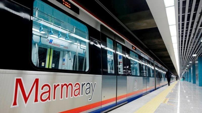 Подводный железнодорожный тоннель «Мармарай»