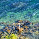 Рыбалка на Мраморном море - Дарданеллы
