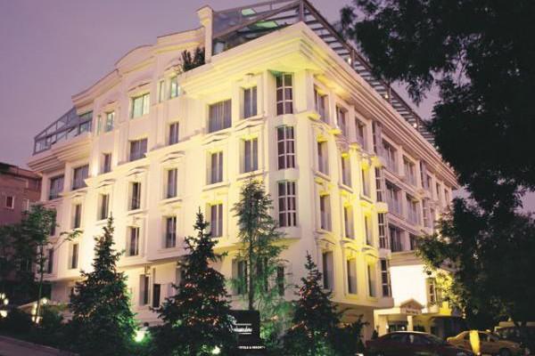 """Бутик отель """"Limak Ambassadore"""" в Анкаре"""