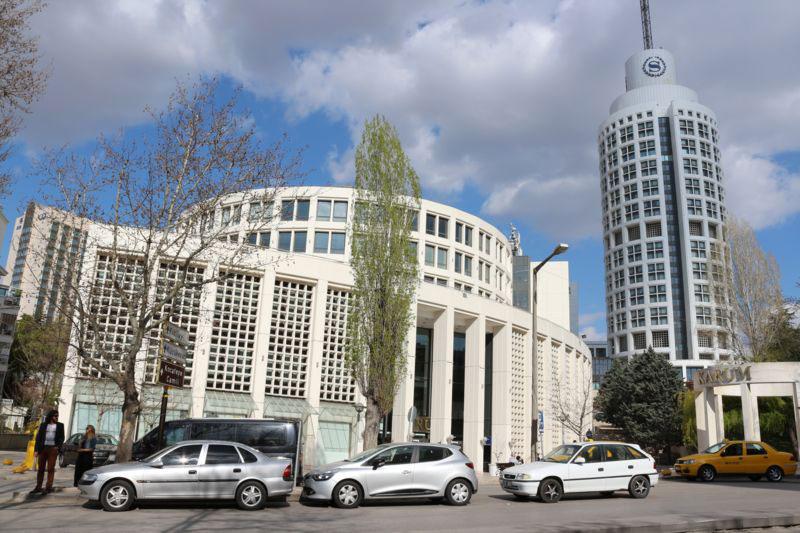 "Отель ""Sheraton Ankara Hotel & Convention Center"""