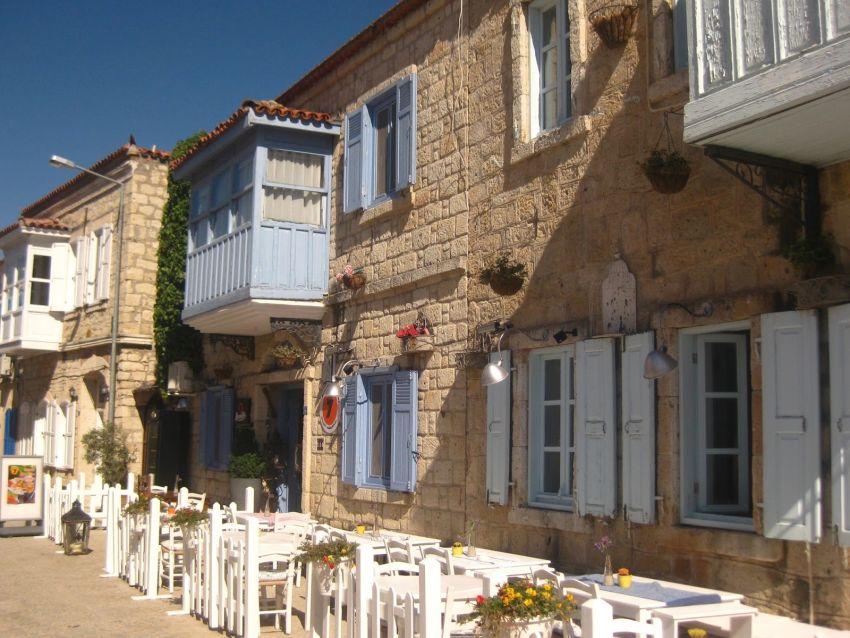 Ресторанчик в Алачати
