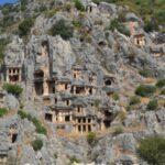 Ликийские скальные гробницы - Мира (Демре)